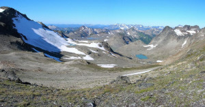 2006 North Branch, Whitechuck Glacier. Leor Pantilat Photo.